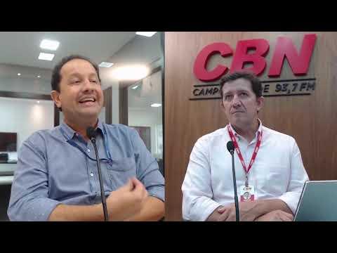 Entrevista Valter Carneiro - Presidente da Sanesul (05/12/2019)