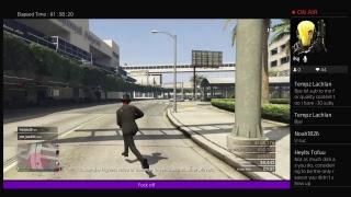 GTA 5 Online Random shit and Things. Livestream PS4
