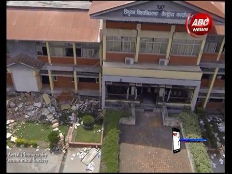 Operation Big News Punar Nirman ko Parkhai ma TU, ABC NEWS, NEPAL