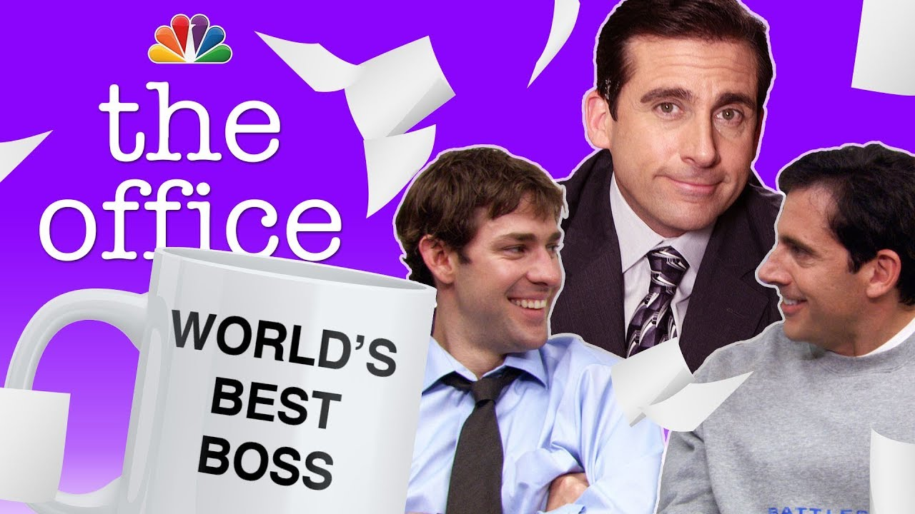 Download All the Times Michael Scott Was Actually a Great Boss - The Office