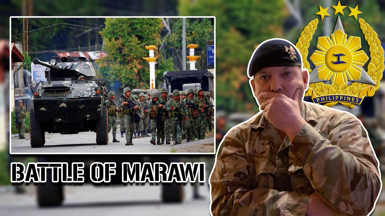 Download British Soldier Reacts to Battle of Marawi