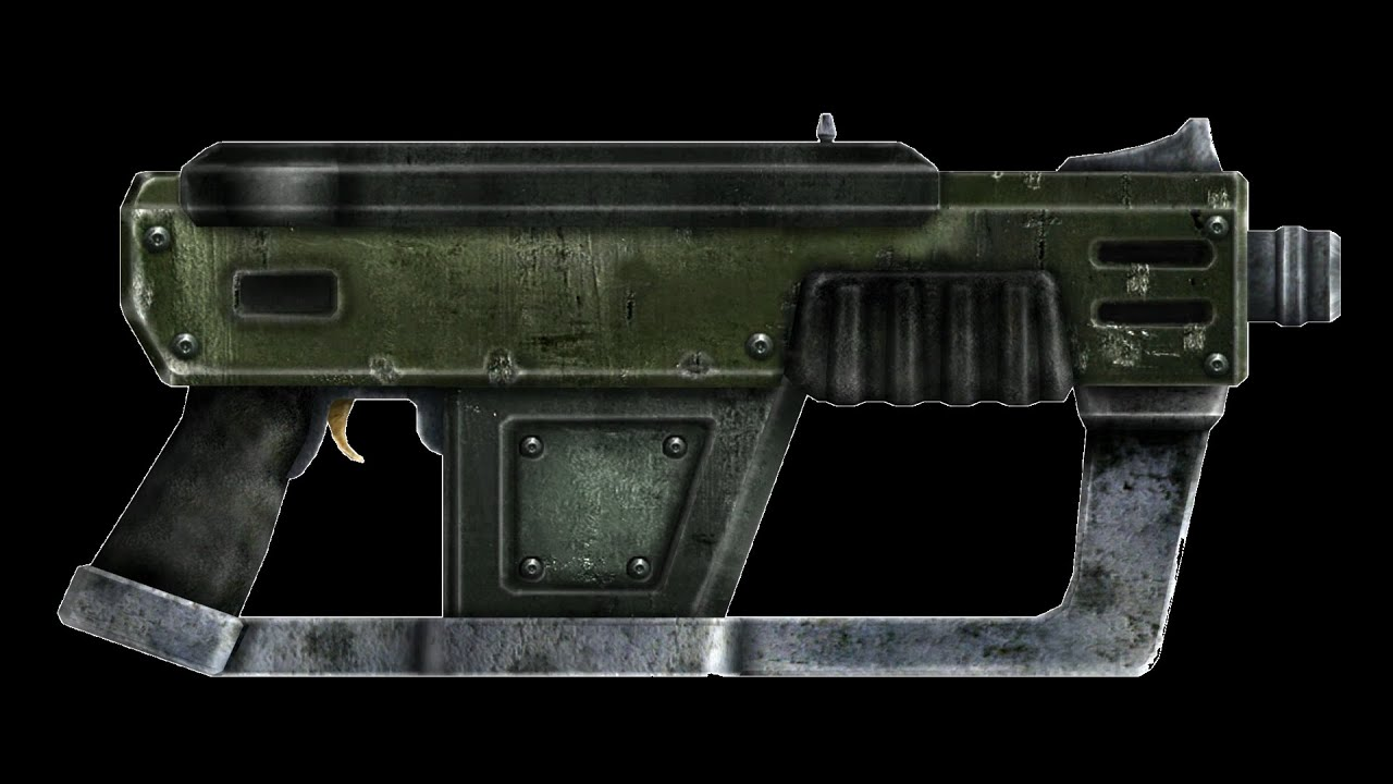 Download Wasteland Weaponistics Ep3 S1 - 12.7mm SMG. Fallout lore.