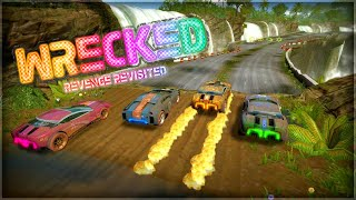 ERRRRRM.... | WRECKED REVENGE REVISITED WITH THE SIDEMEN (With Facecam)