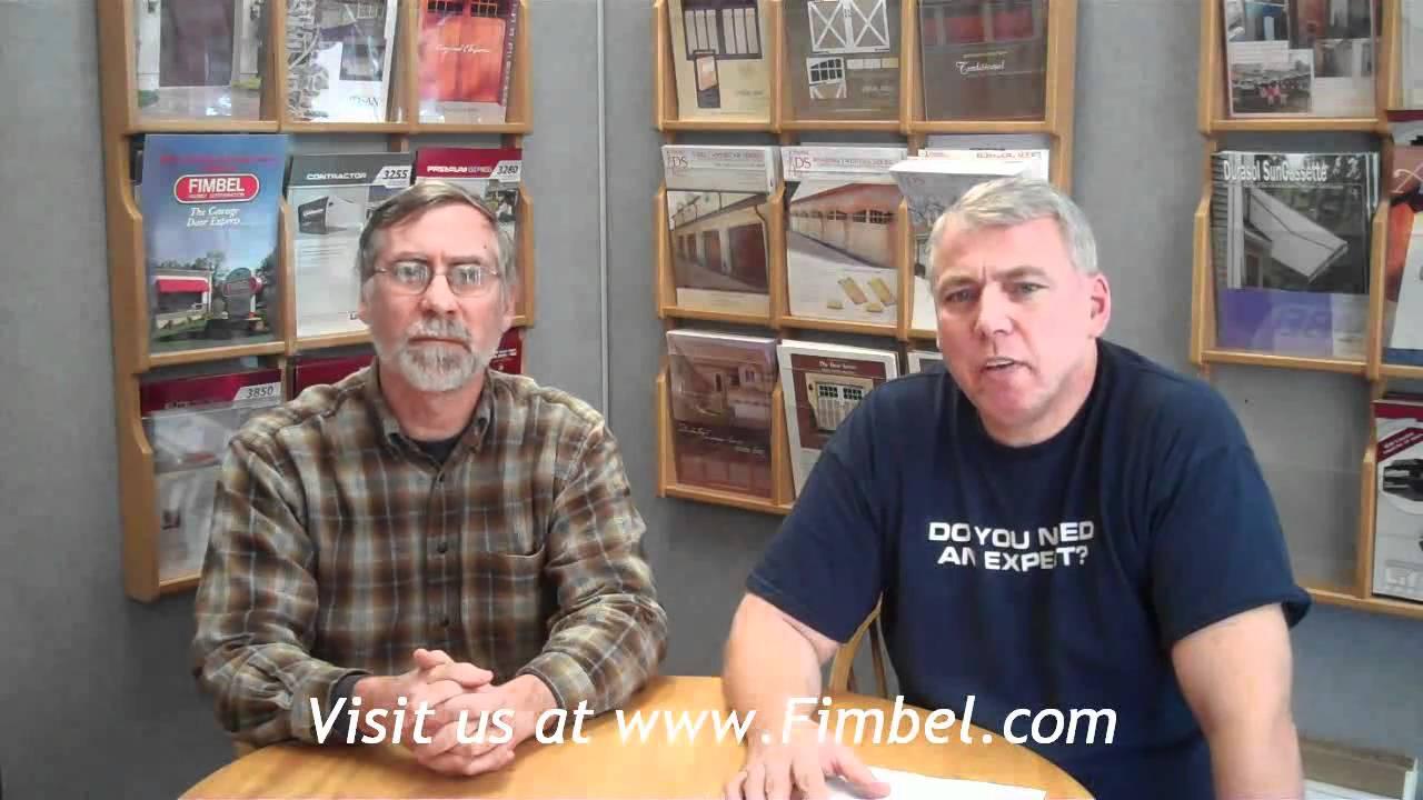 Carl u0026 Mike Fimbel - Garage Door Experts in NH  sc 1 st  YouTube & Carl u0026 Mike Fimbel - Garage Door Experts in NH - YouTube