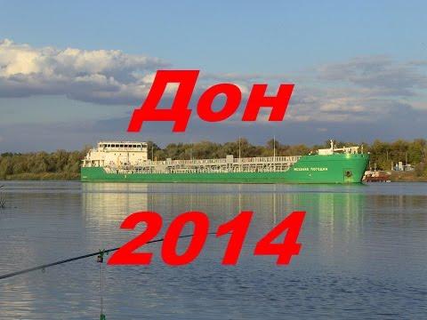 Рыбалка на Дону 2014(Дневник рыболова)