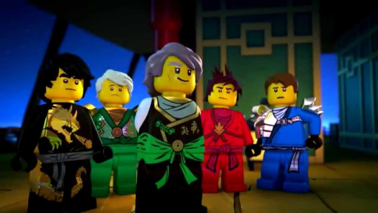 Ninjago The Tournament Of Elements Soundtrack Meet The