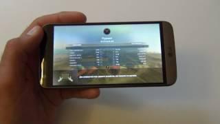 Как идут игры на LG G5 SE