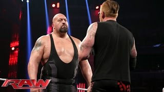 Big Show returns with massive Royal Rumble news: Raw, December 28, 2015