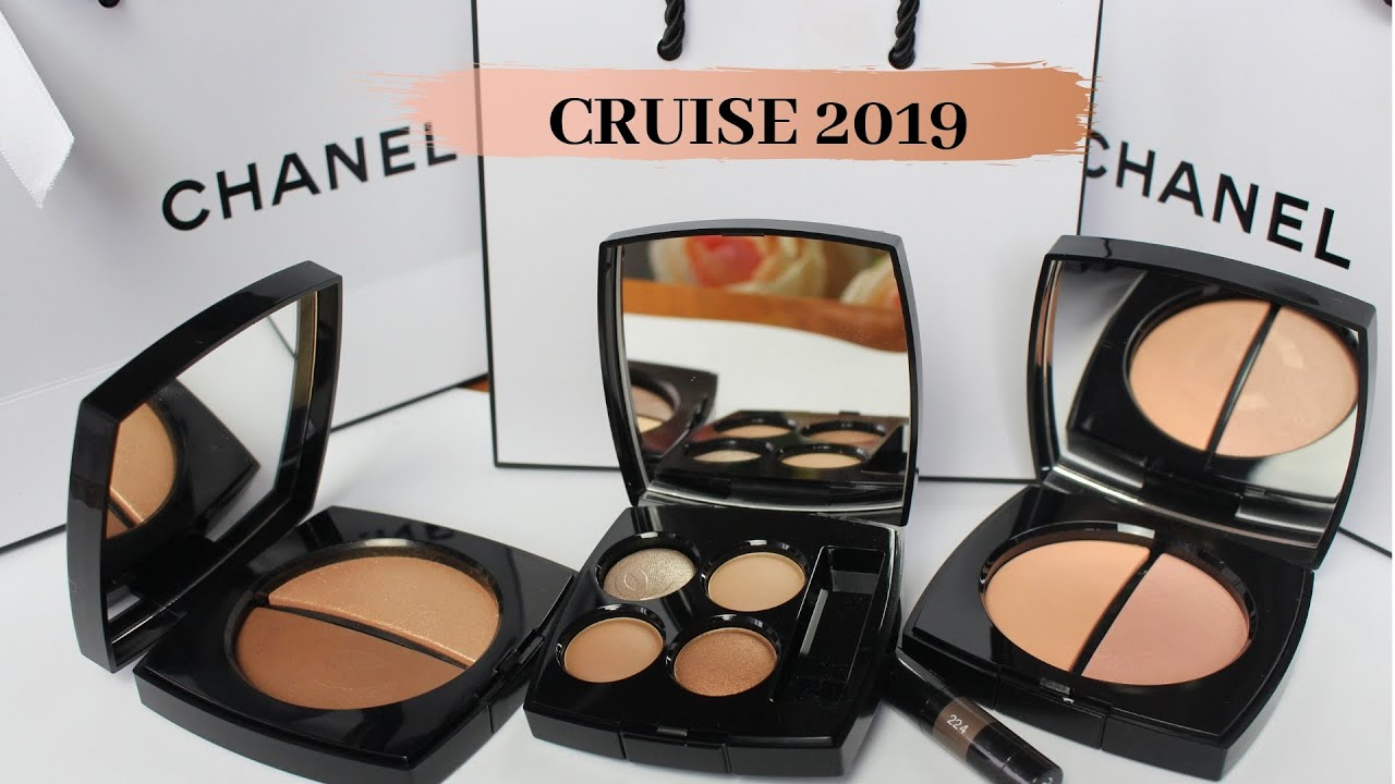 539245b544 NEW | CHANEL Cruise 2019 | Summer Makeup Collection | Review | Angela van  Rose