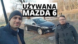 Mazda 6 II-gen- z jedynym słusznym silnikiem