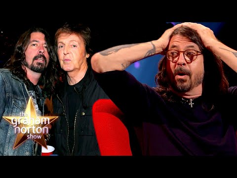 Paul McCartney Gave Dave Grohl's Daughter Her First Piano Lesson | The Graham Norton Show