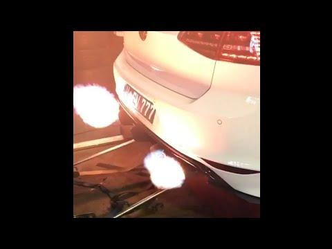 Golf Mk7 Gti - Accelerate, Fire Exhaust Dyno