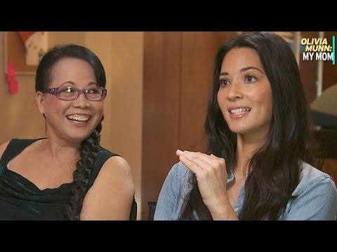 EXCLUSIVE: Olivia Munn Once Bought Her Mom a House for Mother's Day