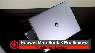 Huawei MateBook X Pro Review