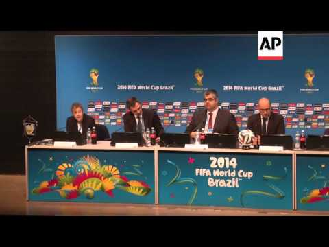 FIFA official comments on ticket scandal