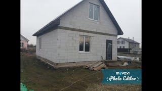 Умный Дом 7×9 как построить одному человеку 100 кв...