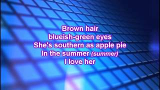 Brandon Heath - Girl of My Dreams (Lyrics)