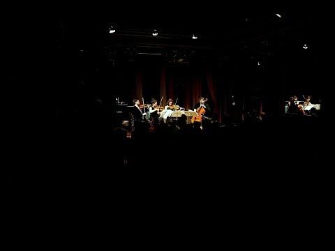 Il Quartetto Adorno in concerto all'Istituto italiano di cultura di Parigi (2018)