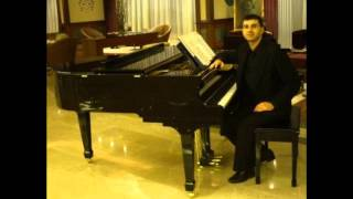 İzmirde Piyano,Gitar,Ses Eğitimi Dersleri,www.ozanaycan.com,Moonlight In Vermont.wmv