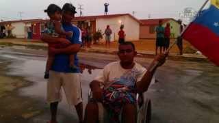 Alcaldía de Carirubana desmiente agresiones a invasores en el desalojo y promete ayudarlos