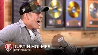Justin Holmes - Damn Addiction (Acoustic) // The George Jones Sessions