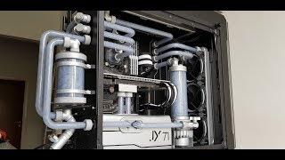 First PC mod - Thermaltake View 71 mod - 'JY 71'