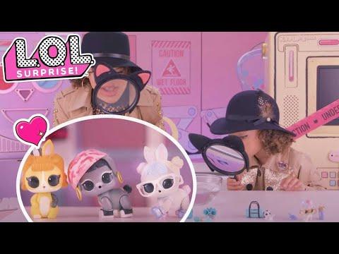 UNBOXED! | LOL Surprise! | Season 2 Episode 3: Searchin' For Pets | #PetsOfLOL