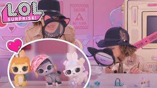 Unboxed! Season 2 | LOL Surprise! | Episode 3: Searchin' For Pets | #PetsOfLOL