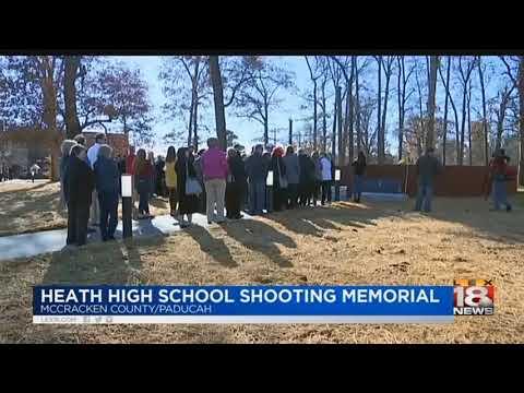 Heath High School Shooting Memorial
