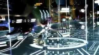 Final Fantasy XIII - Race Circuit Scene