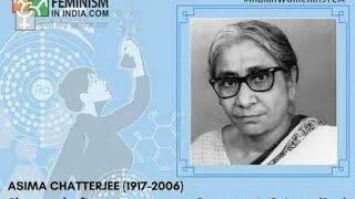 Asima Chatterjee | Mengenal Sosok Wanita Ahli Kimia India