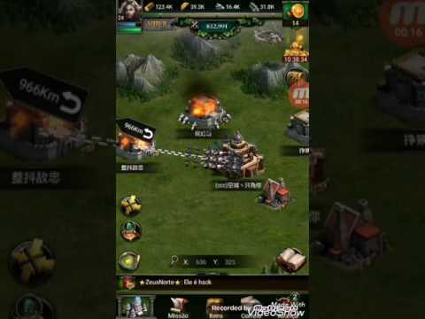 Clash Of Kings: CHINESES HACKERS !! #01