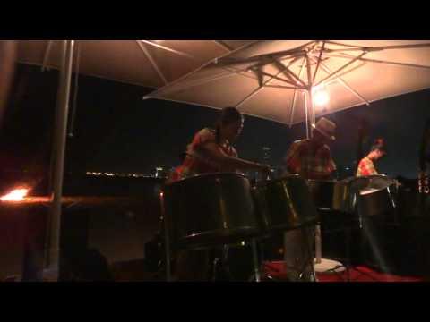 Caribbean Night! InterContinental Doha Steel Band -www.iloveqatar.net -