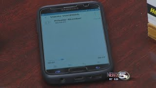 VIDEO: Curious Robocall Seeks 'Damaging' Information on Moore thumbnail