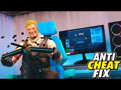 HOW TO FIX ANTI-CHEAT ERROR ON PC (FORTNITE, APEX, ANY GAME)