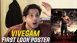 Vivegam First Look Poster Reaction and Review | Ajith | By Stageflix