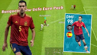 Review Featured Player DMF 98 Rating BUSQUETS - Pes 2020 Mobile