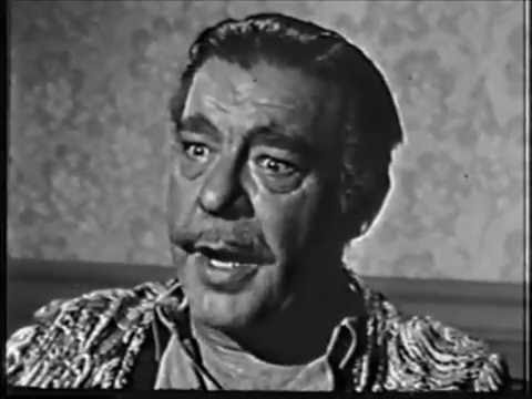 "AS IT HAPPENED:""THE GOLDEN JUNKMAN"" Lon Chaney Jr. 4-8-1956. (HD HQ 1080p)"
