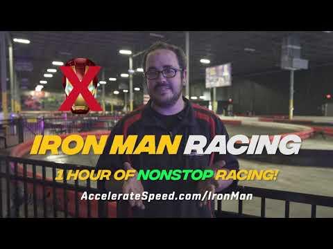 Iron Man Racing