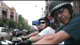 Mods Vs Rockers Chicago 2011 Vintage Motorcycle & Scooter Rally