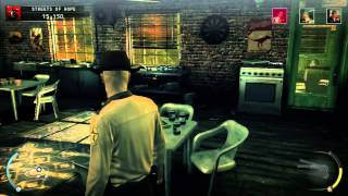 Hitman Absolution - Part II: Shaving Lenny