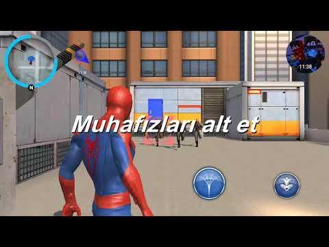 THE AMAZING SPIDER-MAN 2 1.BÖLÜM