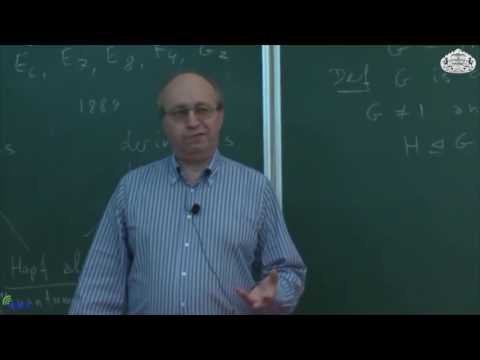 Lie Groups Lecture1