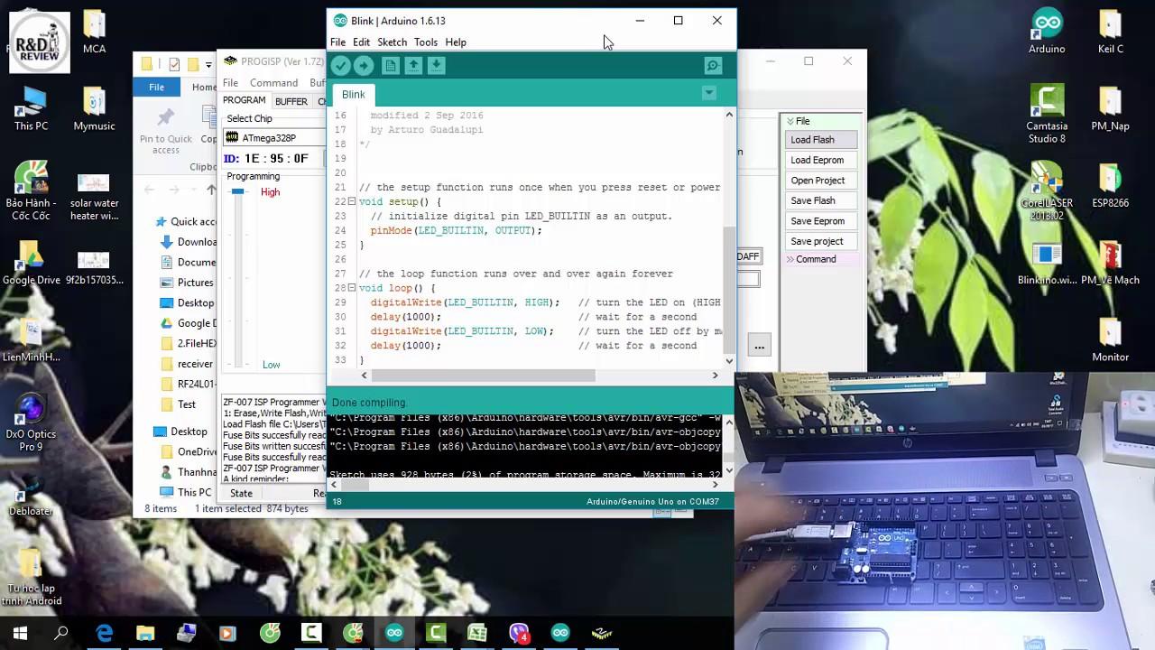 Hướng Dẫn Sửa Lỗi Thường Gặp Trên Arduino IDE Tutorial.DIY | Nhóm Review | R&D NEW PRODUCTS