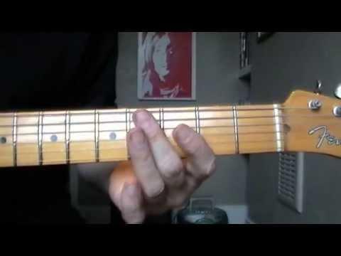 Hey Joe intro and chords jimi hendrix