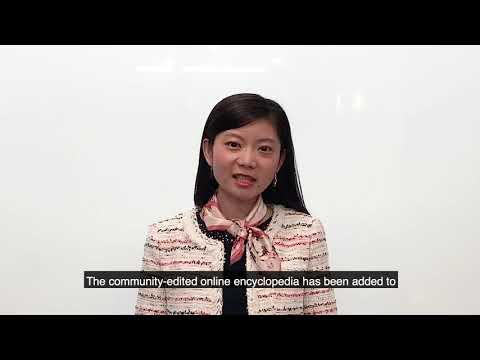 SupChina word of the day: 维基百科 wéijī bǎikē  Wikipedia