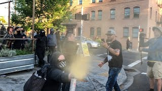 Portland Antifa May Day 2019 Protest & Riot