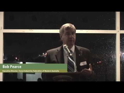 World Forestry Day 2010 Dinner - Bob Pearce speech (Part 2)