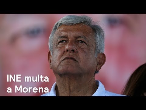 INE multa a Morena por integrar fideicomiso ilegal - Despierta con Loret