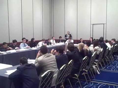 RMC Homeland Security Debate